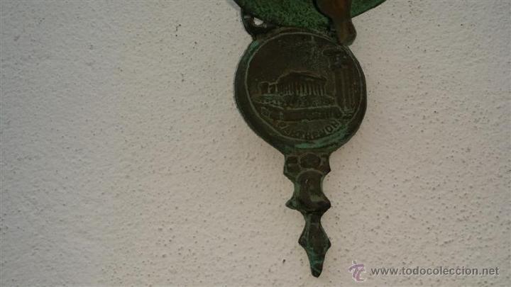 Antigüedades: campana dce bronce - Foto 2 - 47305942