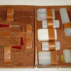 Antigüedades: NECESER DE CABALLERO, PRIMERA MITAD DEL SIGLO XX. Lote 47332401