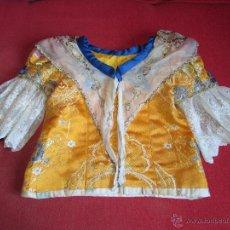 Antigüedades: INDUMENTARIA POPULAR - CORPIÑO - VALENCIANA - REGIONAL. Lote 47362314