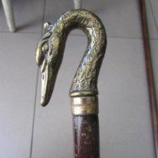 Antigüedades: MUY BONITO BASTÓN. Lote 47365226