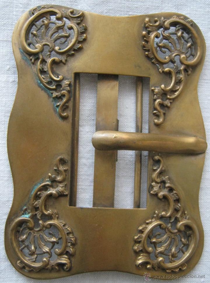 ANTIGUA HEBILLA ART DECO PPIO. S. XX (Antigüedades - Moda y Complementos - Mujer)