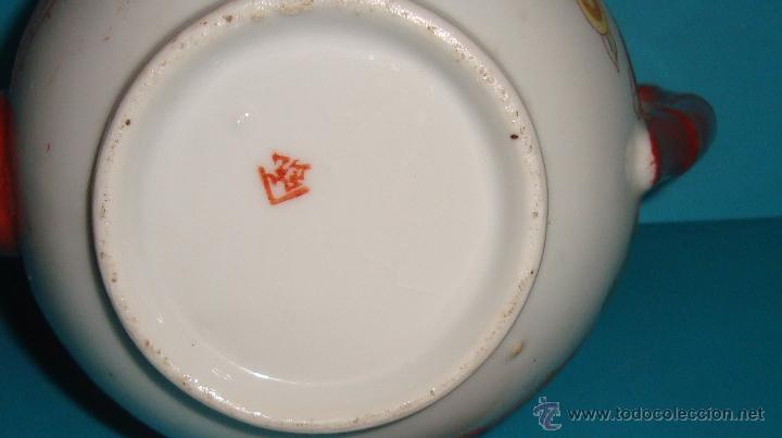 Antigüedades: JARRA TETERA DE PORCELANA CHINA - Foto 6 - 47378490