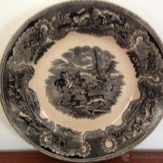 Antigüedades: PLATO LA AMISTAD CARTAGENA. Lote 47408502