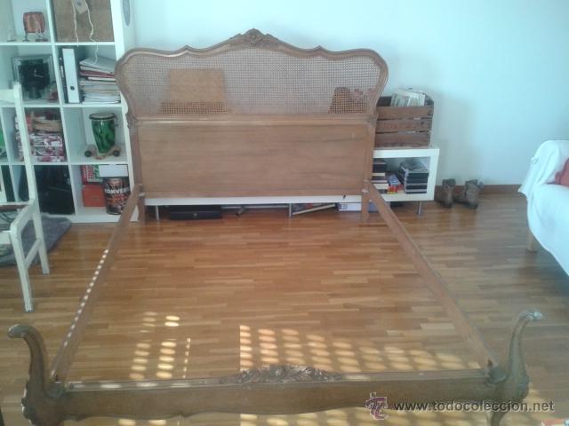 Estructura Cama De Matrimonio Sold At Auction 47423429