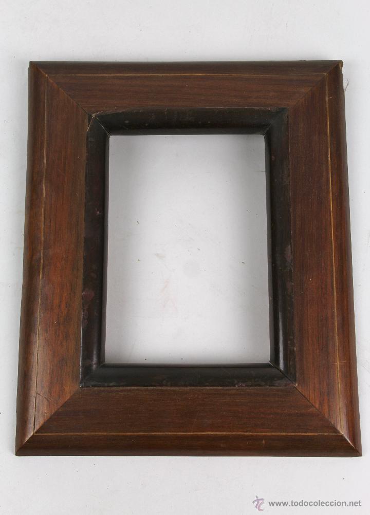 Marco para foto o pintura en madera tallada me vendido en venta directa 47488842 - Marcos de fotos madera ...