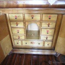 Antigüedades: MUEBLE TIPO BARGUEÑO, SIGLO XVIII. Lote 47499914