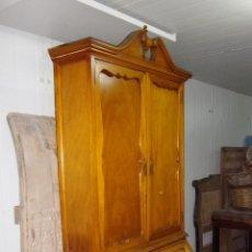 Antigüedades: MUEBLE BAR - ALACENA MIXTO CON ESCRITORIO. Lote 47504013