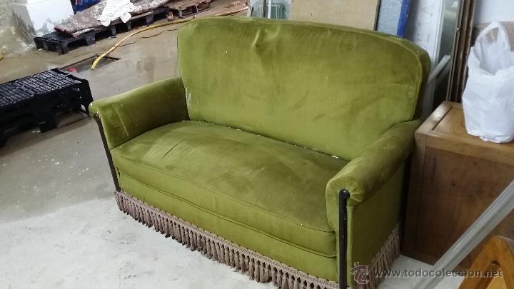 Antigüedades: sofa - Foto 2 - 47555760