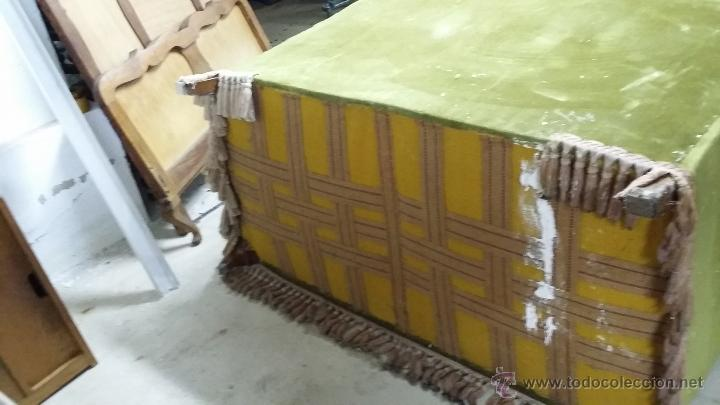 Antigüedades: sofa - Foto 4 - 47555760
