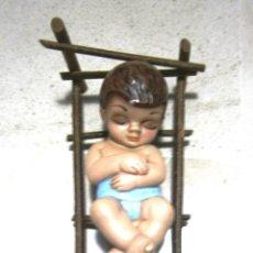 Antigüedades: FIGURA NIÑO JESÚS EN MUY BUEN ESTADO. Lote 47596344