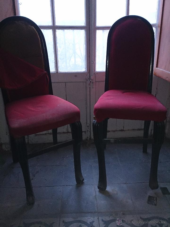 SILLAS ANTIGUAS (Antigüedades - Muebles Antiguos - Sillas Antiguas)