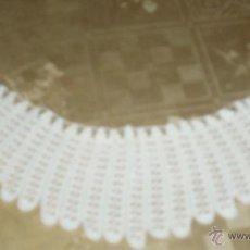 Antigüedades - cuello antiguo a bolillos - 47609810