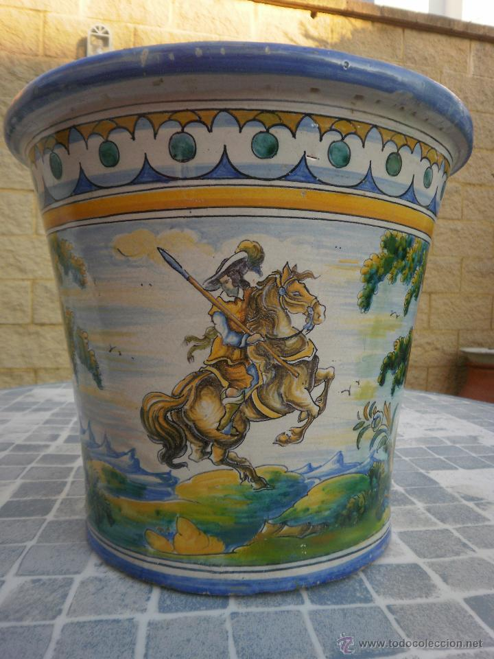 Antigüedades: Macetón - Foto 4 - 47651104