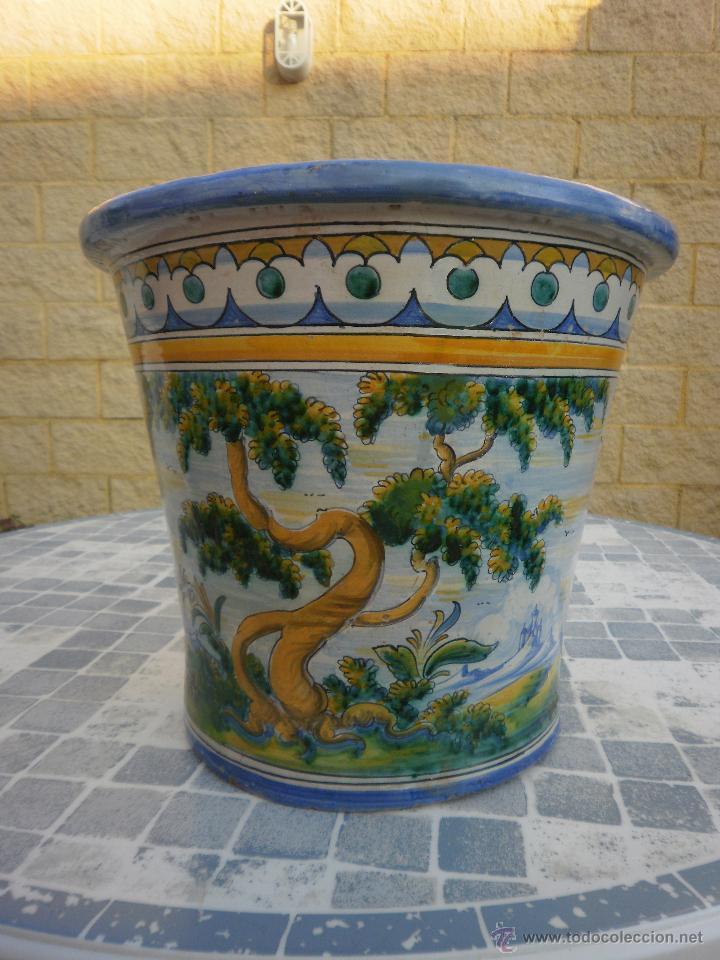 Antigüedades: Macetón - Foto 7 - 47651104