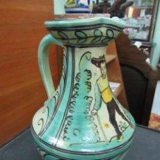 Antigüedades: JARRA PUENTE DEL ARZOBISPO. Lote 47666850