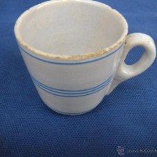 Antigüedades: ANTIGUA TAZA DE CAFÉ. Lote 47687500