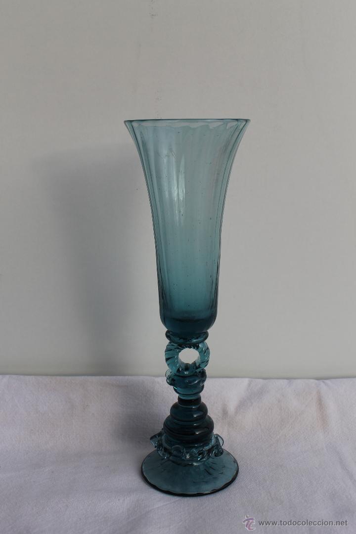 COPA MALLORQUINA GORDIOLA (Antigüedades - Cristal y Vidrio - Mallorquín)