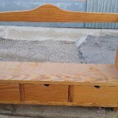 Antigüedades: PRECIOSO MUEBLE ESPECIERO EN MADERA.. Lote 48357918
