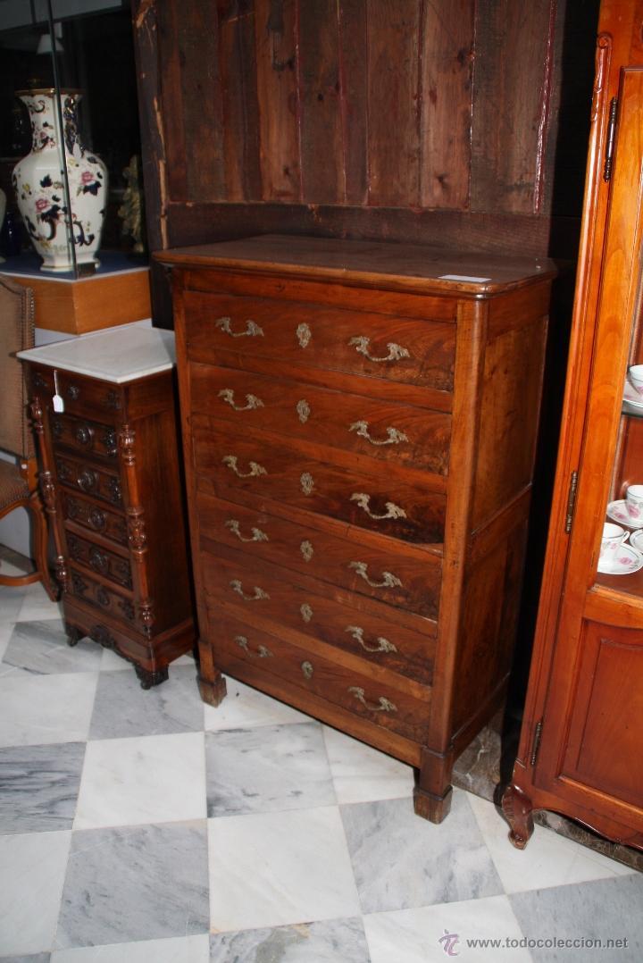 Antiques: SINFONIER LUIS FILIPE. REF. 5775 - Foto 8 - 45928268