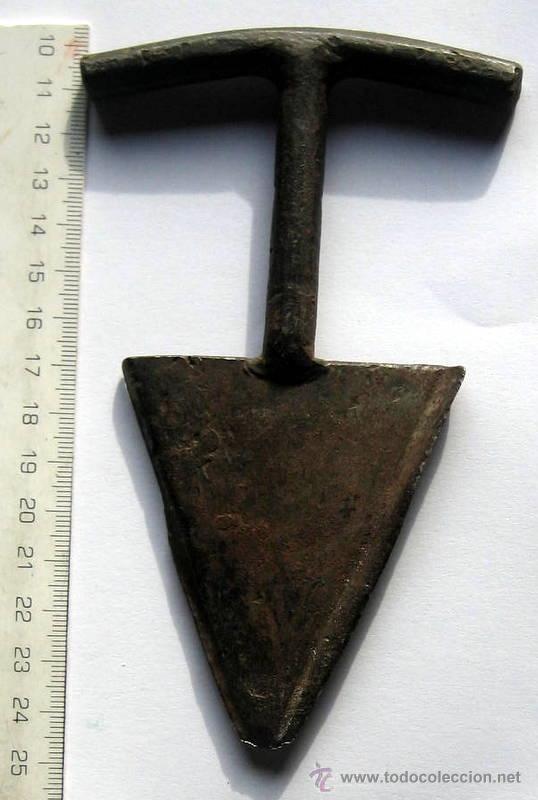 Antigüedades: UTENSILIO DE HIERRO - Foto 2 - 47781576