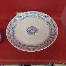 Antigüedades: SARGADELOS CERAMICAS DO CASTRO. BANDEJA.. Lote 47785257