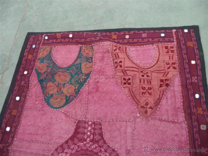 Antigüedades: tapete indu - Foto 2 - 47801537