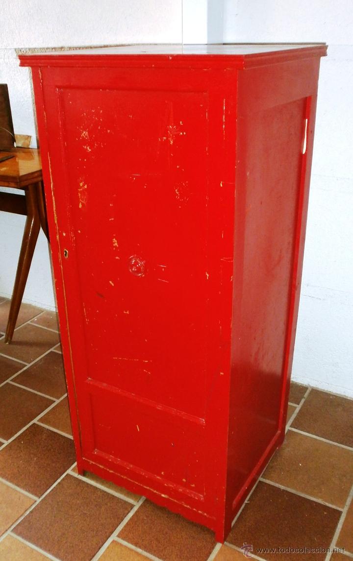 Armario infantil antiguo para restaurar comprar - Restaurar armario ...