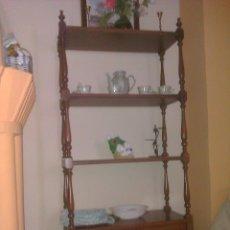 Antigüedades: MUEBLE ESTANTERIA . Lote 47830746