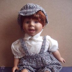 Muñecas Porcelana: MUÑECO DE PORCELANA. Lote 47831436