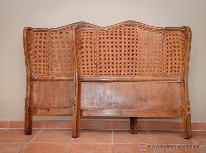 Cabeceros antiguos de madera comprar camas antiguas en - Cabeceros de cama antiguos ...