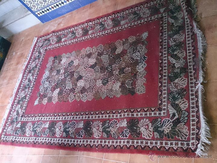 Antigüedades: alfombra - Foto 2 - 47850237