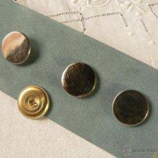 Antigüedades: ANTIGUOS BOTONES INDUMENTARIA POPULAR Y TRADICIONAL. Lote 46370978