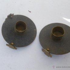 Antigüedades: LOTE 2 APOLLOS ILUMINACION , VER . Lote 47856936