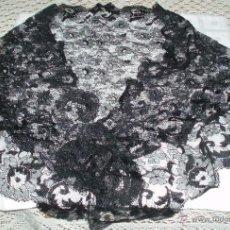 Antigüedades: MANTILLA O VELO DE LOS AÑOS 50. Lote 47867490