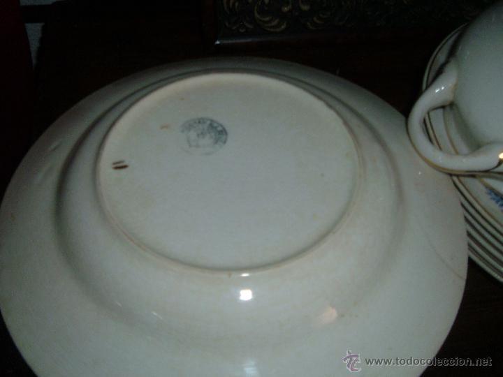 Antigüedades: Vajilla de La Cartuja - Foto 7 - 47868186