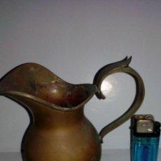 Antigüedades: JARRA DE LATON. Lote 47868666