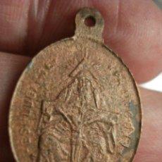 Antigüedades: ESPAÑA CRISTO DE ESPLUGA DE FRANCOLI TARRAGONA - SIGLO XIX - OTRAS SIMILARES EN VENTA. Lote 47871135