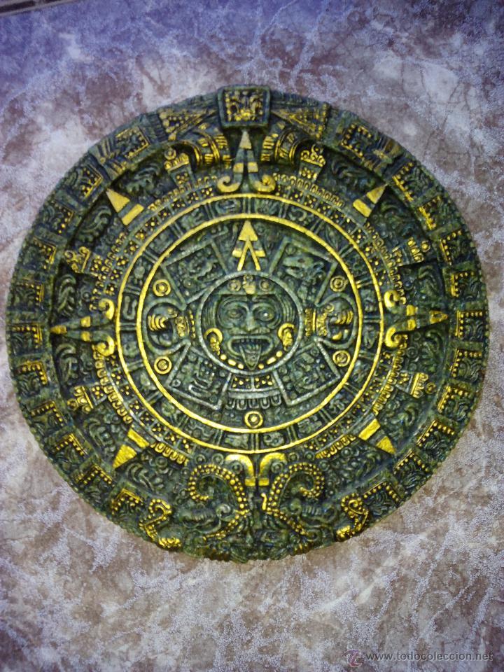 Il Calendario Maya.Calendario Maya 29 Cm Sold Through Direct Sale 47878700