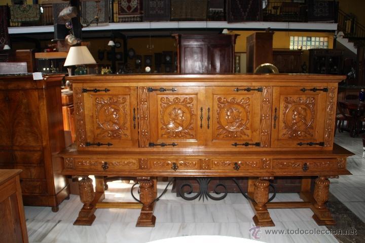 Muebles roble macizo mesas tv de roble mesitas de noche - Muebles de roble macizo ...