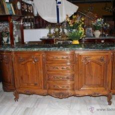 Antigüedades: BUFET/APARADOR DE CEREZO MACIZO. REF. 5828.. Lote 47916430