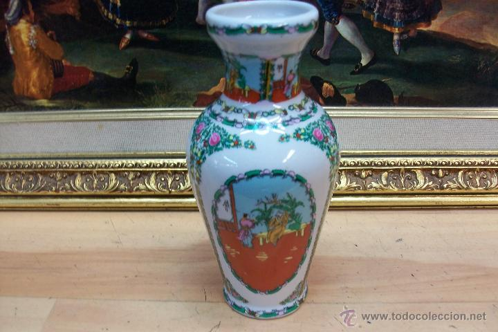 ANTIGUO JARRON CHINO (Antigüedades - Porcelanas y Cerámicas - China)