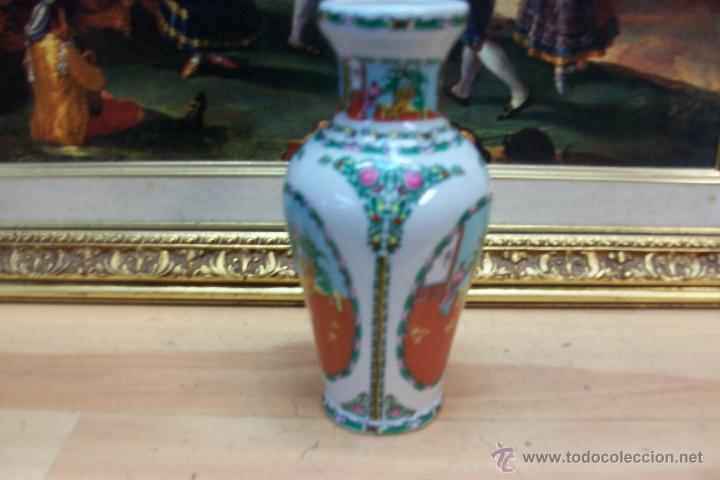 Antigüedades: ANTIGUO JARRON CHINO - Foto 2 - 47939330