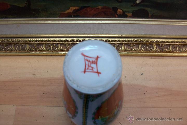 Antigüedades: ANTIGUO JARRON CHINO - Foto 6 - 47939330