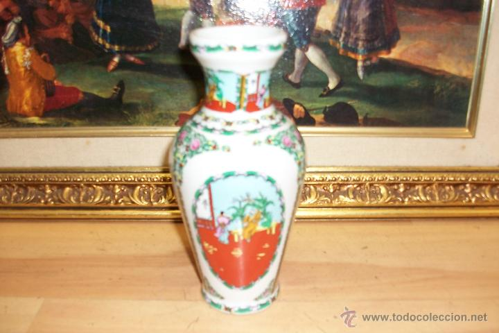 Antigüedades: ANTIGUO JARRON CHINO - Foto 7 - 47939330