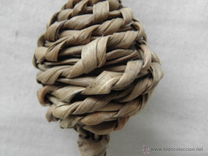 Antigüedades: Jaula para grillos hecha a mano - Foto 2 - 49558367