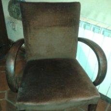 Antigüedades: SILLA ART DECO. Lote 48006720