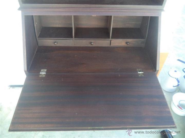 Antigüedades: mueble escritorio - Foto 4 - 48051930
