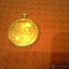 Antigüedades: PORTAFOTOS ANTIGUO POSIBLEMENTE ORO. Lote 48161070