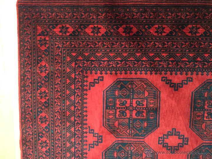 Antigüedades: Alfombra persa de lana 200x300cm - Foto 2 - 48198875