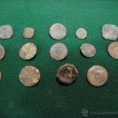 Antiguidades: LOTE DE 15 BOTONES ANTIGUOS. Lote 48201191